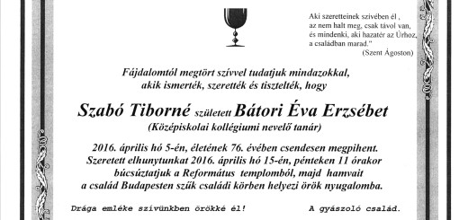 Szabó Tiborné